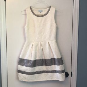White Jun&Ivy Dress